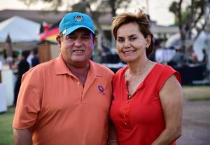 Jose Luis y Olga