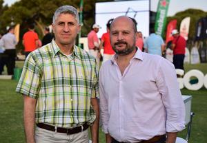 Jose Ortiz y Jose Manuel Saad