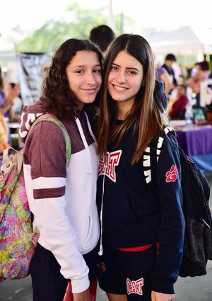 Brenda y Ana Lety