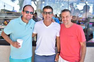 Arturo  angel y Ricardo