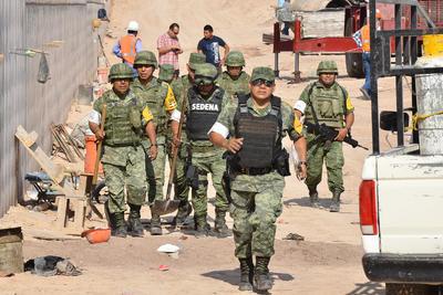Se generó movilización de autoridades en el lugar.
