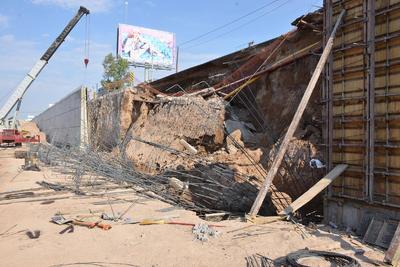 Tras este incidente se exigirá a la empresa constructora que se realicen las obras necesarias para la reparación y se asegure la calidad óptima de toda la obra.