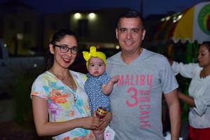 05052018 Claudia, Mía Isabela y José Juan.