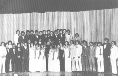 06052018 Graduación de Ingenieros Industriales de La Laguna, Generación 1973 - 1977, Juan Manuel Diosdado Paruguez.