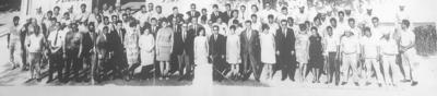 06052018 Personal de SIMAS Torreón en 1967.
