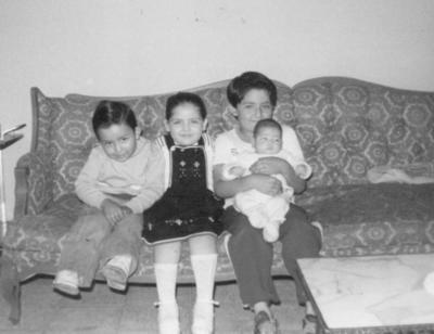 06052018 Gerardo, Gerardina, Alejandro y Grethel Rimada Blanco en 1987.