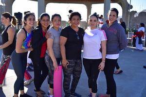 06052018 POSAN PARA LA FOTO.  Mónica, Minerva, Rocío, Ivette, Lucía y Marina.