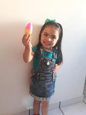 06052018 CUMPLE 3 AñOS.  Regina Castro Olague, hija de Raúl Castro y Gabriela Olague.