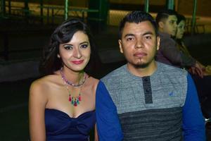 07052018 REUNIóN DE EXALUMNOS.  Emma y Mario.