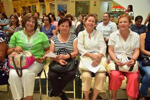 08052018 Hilda, Martha, Ana María y Carmen.