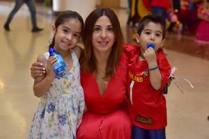 08052018 Paola, María Paula y Charly.