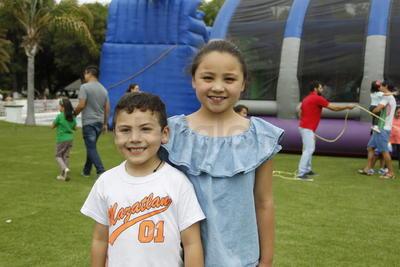 Club Campestre celebra a los niños
