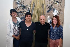 03052018 Patricia, Luis, Gerardo y Reyna.