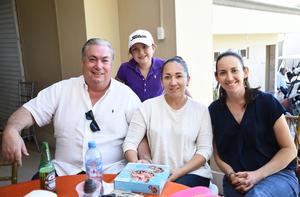 09052018 Walter, Mónica, Norma y Adriana.