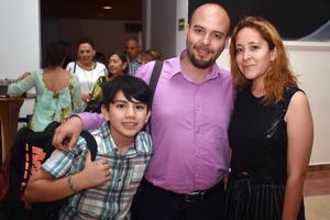11052018 Emiliano, Roberto y Luisa.