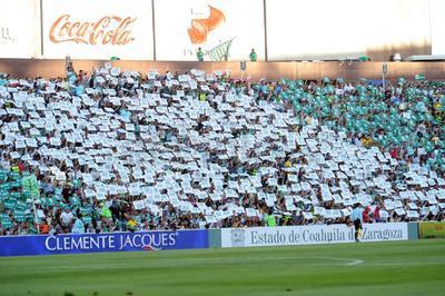 Espectacular entrada se pudo observar ayer en la ida de las semifinales del Clausura 2018.