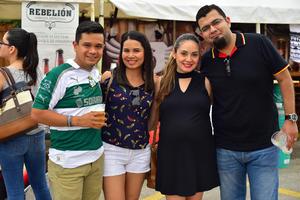 12052018 Luis Damián, Marisol, Alejandra y Víctor.
