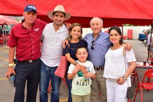 12052018 Eduardo, Juan, Marinés, Pato, Diego y Marigaby.