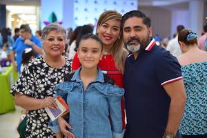 14052018 Óscar, Viri, Camila y Yolanda.