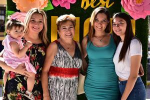 14052018 Isabella, Perla, Cristina, Gaby y Danna.