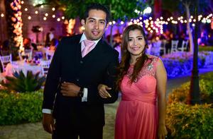 13052018 Miguel Castillo y Mariana Falcón.