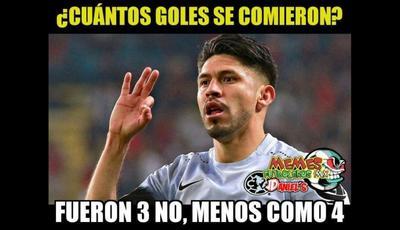 Santos eliminó a América y se dispararon los memes