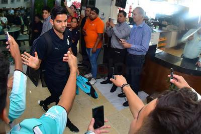 Asímismo, viajarán al Estado de México donde el próximo domingo buscarán levantar el trofeo en el Nemesio Diez.