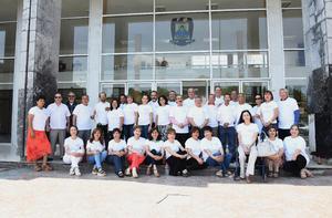 15052018 REENCUENTRO.  Reunión de la XV Generación de Odontología XXXVIII, 1975-1980.