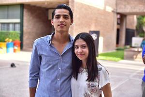 15052018 EN CONFERENCIA.  Gerardo y Sabrina.