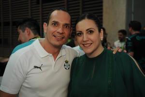 Javier y Lorena