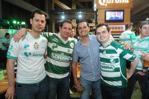 Rodrigo  Jorge Oscar y Carlos