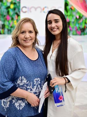 Gloria y Daniela