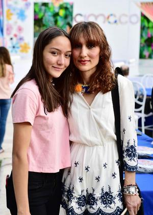 Soraya y Ana Lucia