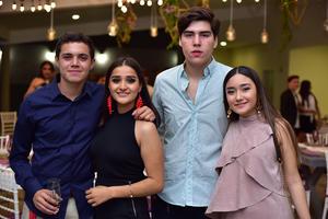 Jose Luis Diana  Fernando y Pamela