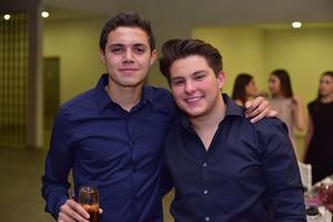 Jose y Gustavo