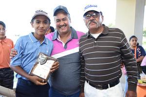 Abraham Martinez  Ivan Villasenor y Gerardo Villasenor