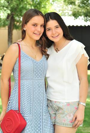 Silvia y Regina