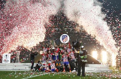 Y su sexto título continental, que incluyen tres Ligas Europa (2010, 2012 y 2018); una Recopa (1962) y dos Supercopas (2010 y 2012), y al que sólo le queda la Liga de Campeones, acariciada en sus tres finales, en 1974, 2014 y 2016.