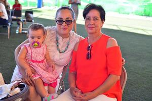 17052018 Mónica, Lorenia e Isabela.