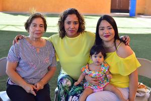 17052018 Ofelia, Alma, Aracely y Luciana.