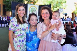 17052018 Regina, Emma, Rosario y Rosario.