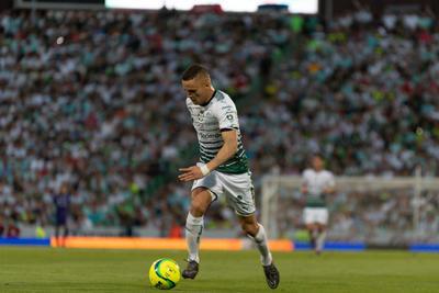 Santos Laguna no perdonó a Toluca y se impuso en el Estadio Corona en la final de ida del Clausura 2018.