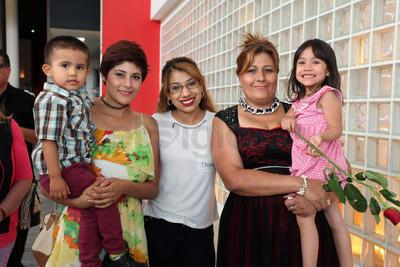 Familia Fuentes Rivera.