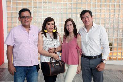 Familia Contreras Ontiveros.