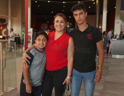 Familia Gandarilla González.