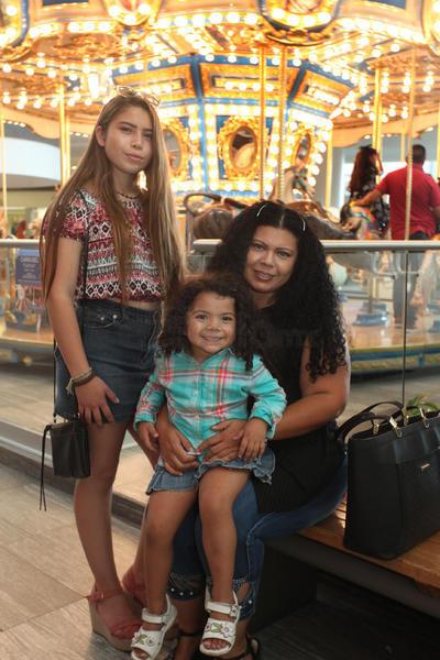 Familia Godina Ramírez.