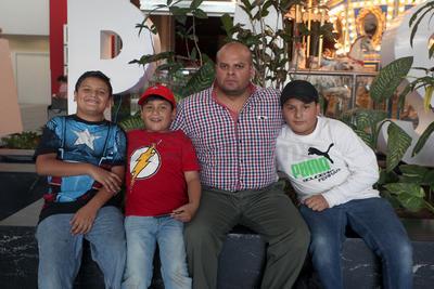 Familia Placencia Castañeda.