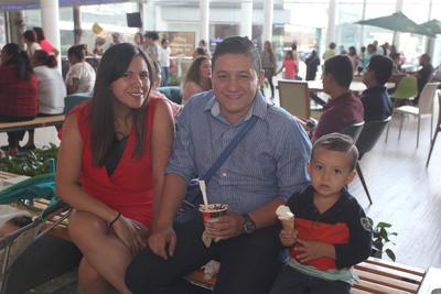 Familia Garza Parra.