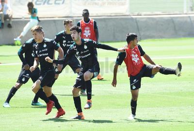 Santos Laguna busca su sexto título de Liga.