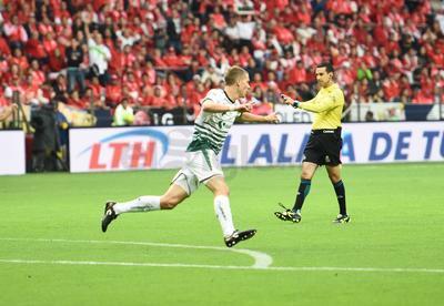 Furch dio el gol a los Guerreros.